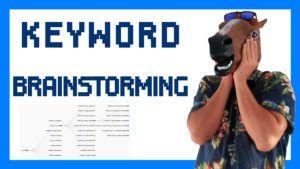 Keyword Brainstorming