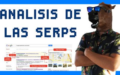 Analisis de las SERPs