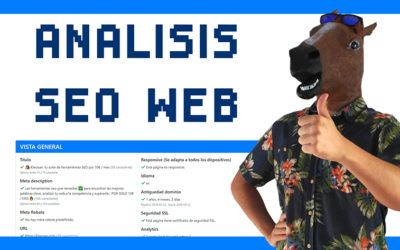 Analisis SEO Web