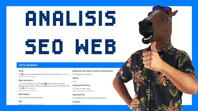 Análisis SEO Web