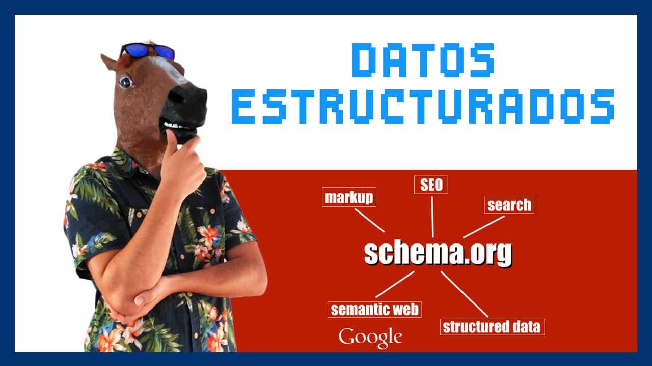 datos estructurados seo schema org