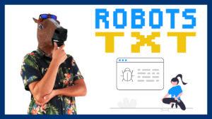 Qué es ROBOTS.TXT y para qué sirve